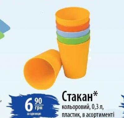 Стакани (склянки)